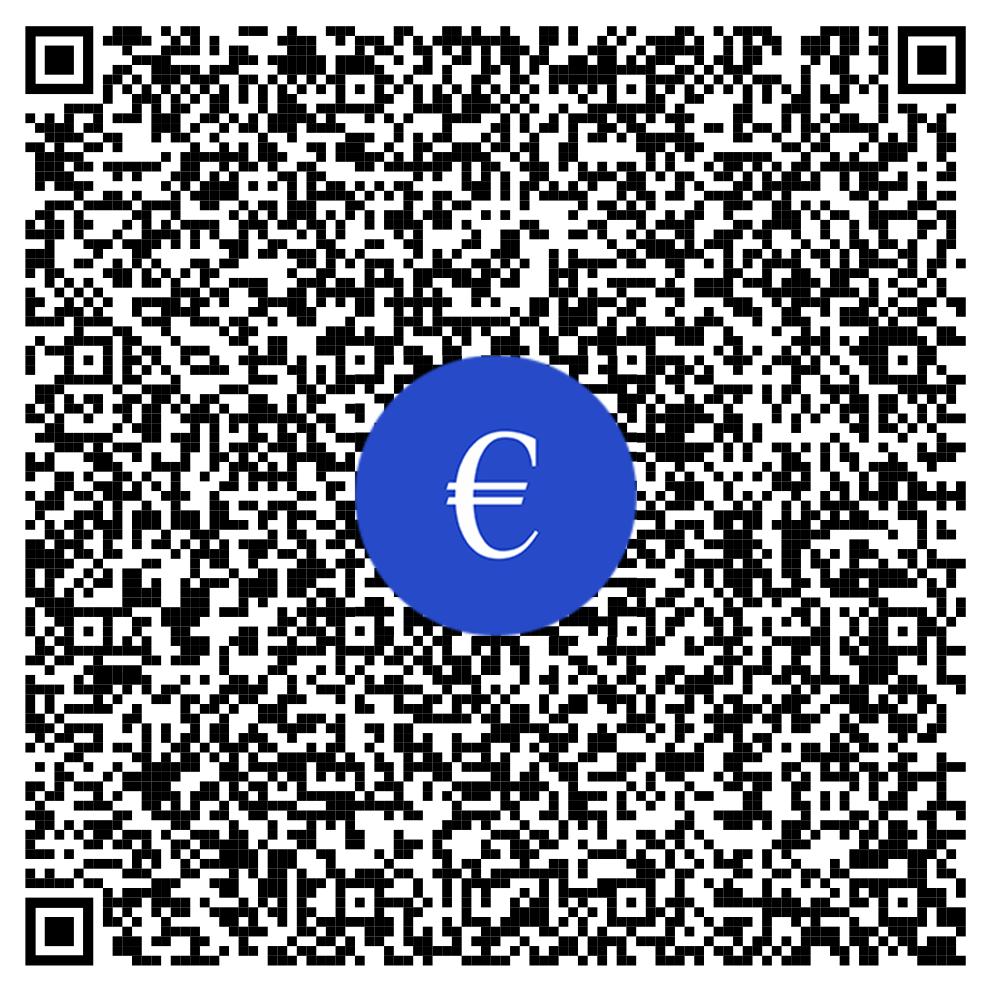 Klicken Sie auf den QR-Code und scannen Sie die Grafik mittels einer geeigneten App. Die vCard wird so in die Kontakte Ihres Smartphones übernommen...